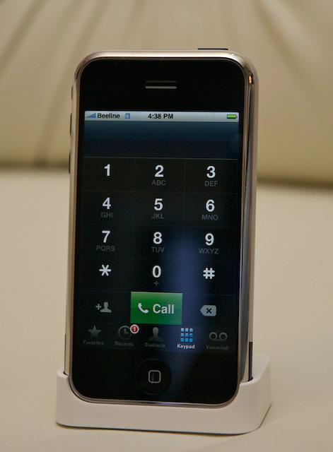 iPhone успешно взломали в России