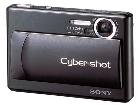 Sony Corp. признает восемь фотоаппаратов из серии Cyber-shot дефектными.