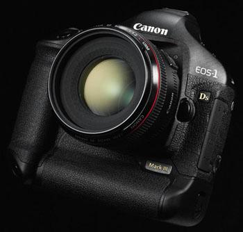 Последний Canon c матрицей 21Мпиксель