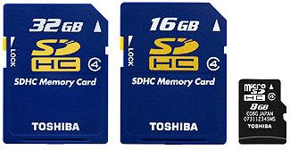 SD-гиганты от Toshiba