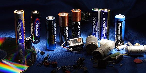 Рекомендации по использованию батареек и аккумуляторов