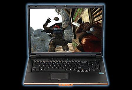 VIGOR GAMING Выпускает серию мощных  игровых ноутбуков