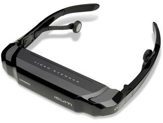 Vuzix iWear VR920 – ЖК-очки для любителей 3D