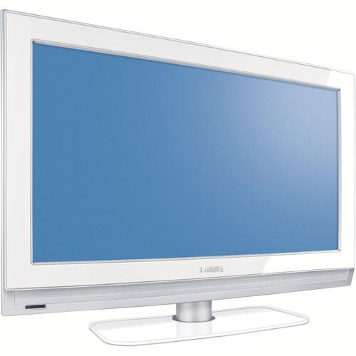 Белый телевизор от PHILIPS
