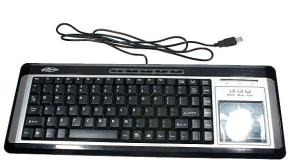 Клавиатура с сенсорным дисплеем от A1Pro