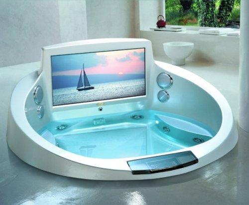 Новая ванна - TV DVD FM AC