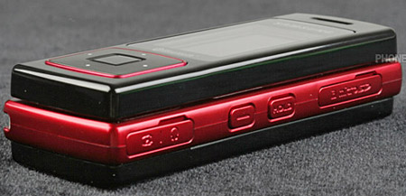 Необычный продукт в форм-факторе rotator- Samsung SGH-F200
