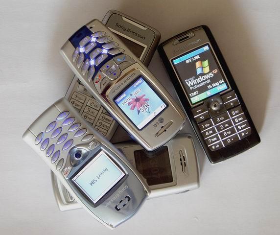Телефоны Ericsson: Коды версии прошивки, инженерное меню