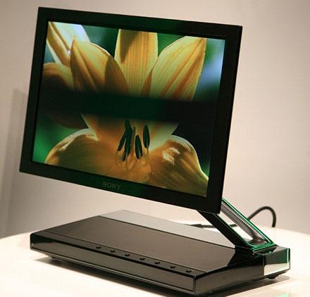 Первый в мире OLED телевизор от SONY в продаже - SonyDrive XEL-1