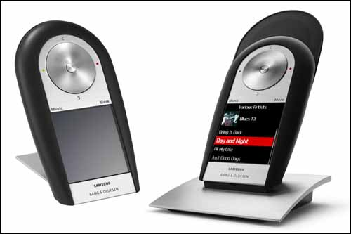 Serenata-уникум от Samsung и Bang & Olufsen