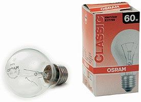 Лучшая лампочка 220V 2007 - Osram clas A CI