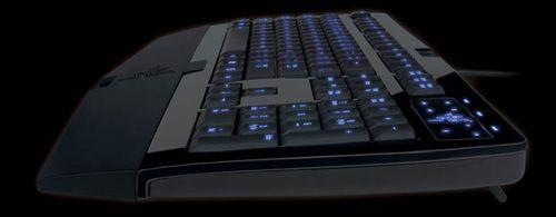 Новая геймерская клавиатура от Razer Lycosa