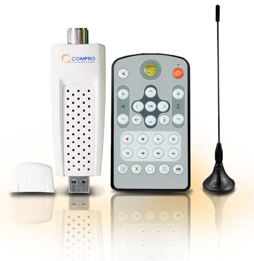 VideoMate Vista U2800F тв-тюнер USB-адаптер HDTV 1080i